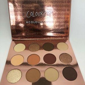 ColourPop DOUBLE ENTENDRE Eyeshadow Palette 12 Col
